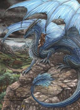 Sapphira and Eragon