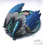 Rainbow Damselfly Dragon