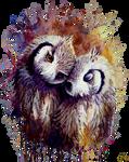 Owls v2 by Sunima