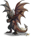 Dabbing dragon