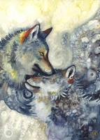 Wolfies by Sunima