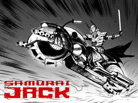 Jack and the Bike!