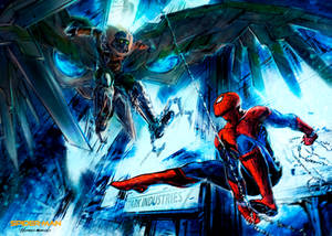 Spiderman Home-Coming