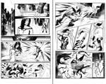 Wolverine vs Spider-Woman