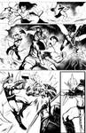 Avengers_Sample Page 3 by Faluotico