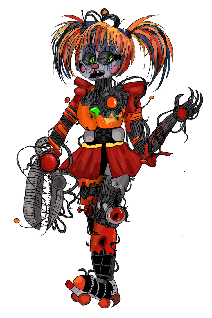 Scrap baby (collab part) by theEeveelutionMaster on DeviantArt