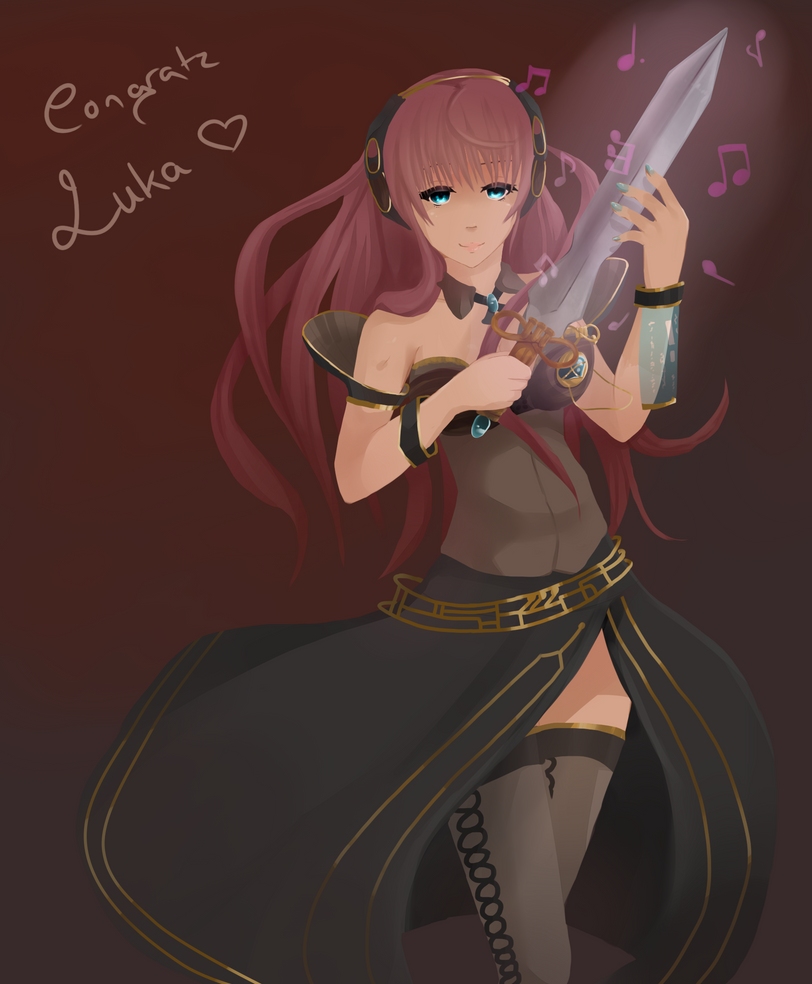 Luka V4's design is Out!!! by Louna-Ashasou