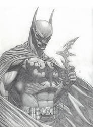 Batman Commission by ScottJc