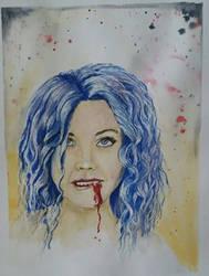 Vampire by PaulaHarris