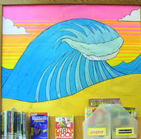 Tsunami by Destiny-Carter