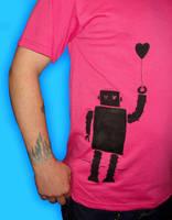 Bee Boo Bop Robot Love by Destiny-Carter