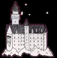 Germany: Neuwachstein Castle by Destiny-Carter