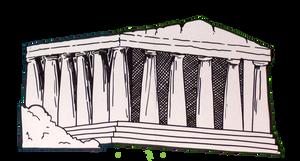 Greece: Acropolis by Destiny-Carter