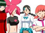 Some Gymleaders