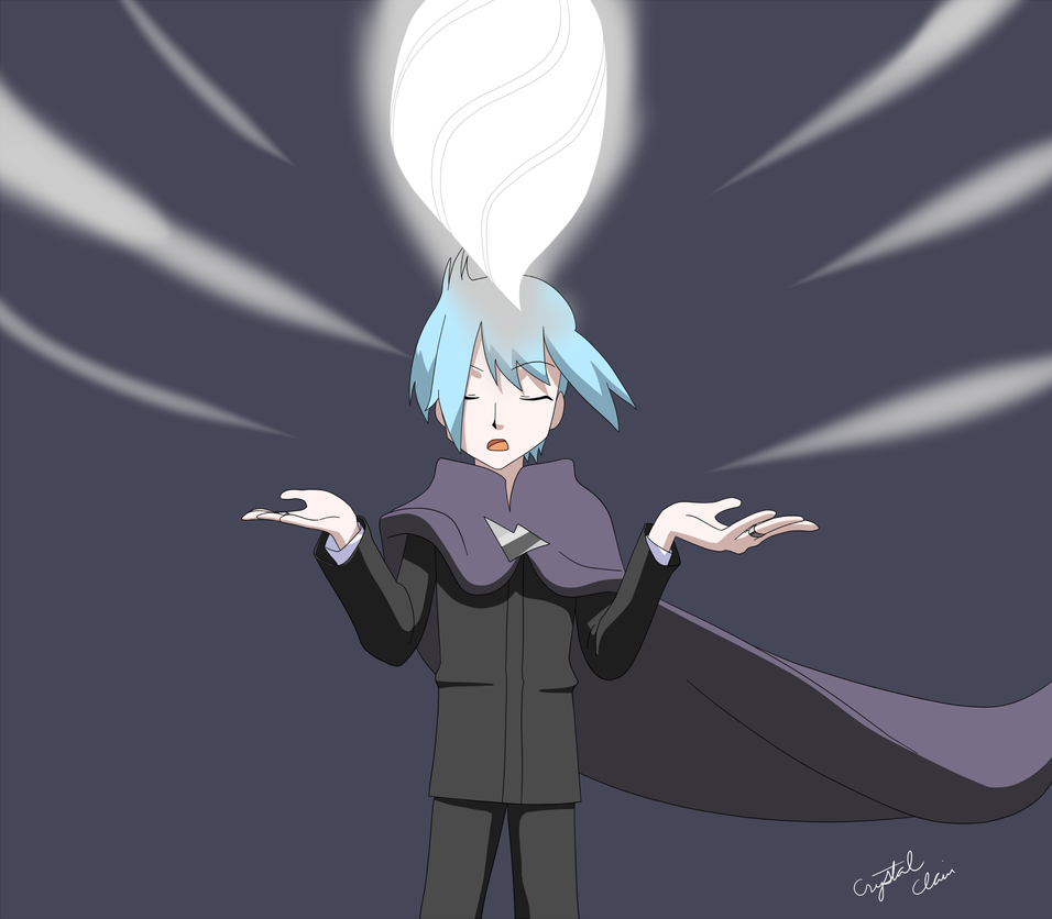 Steel Mage Steven by CrystalClair