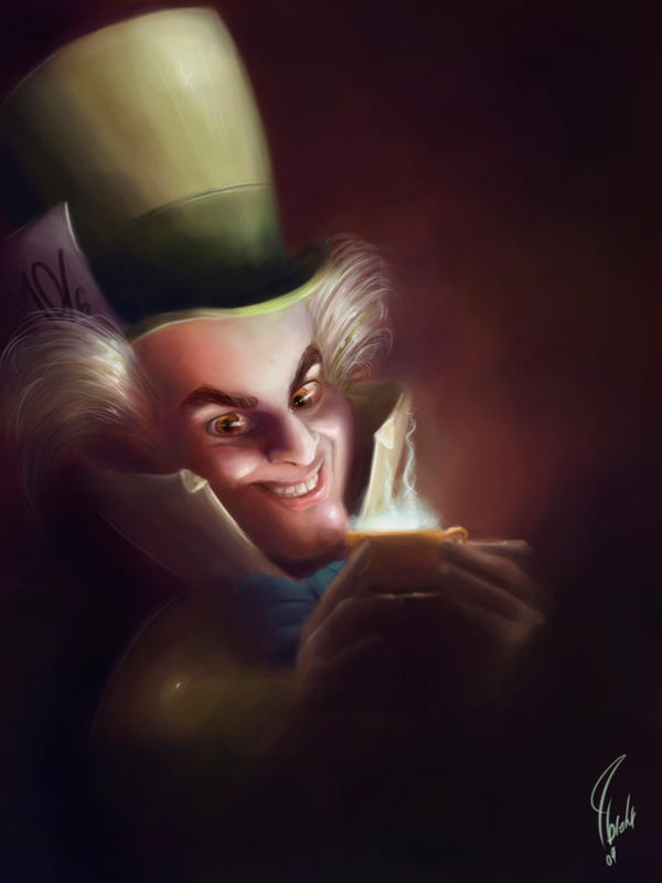 Mad hatter by ibrahx