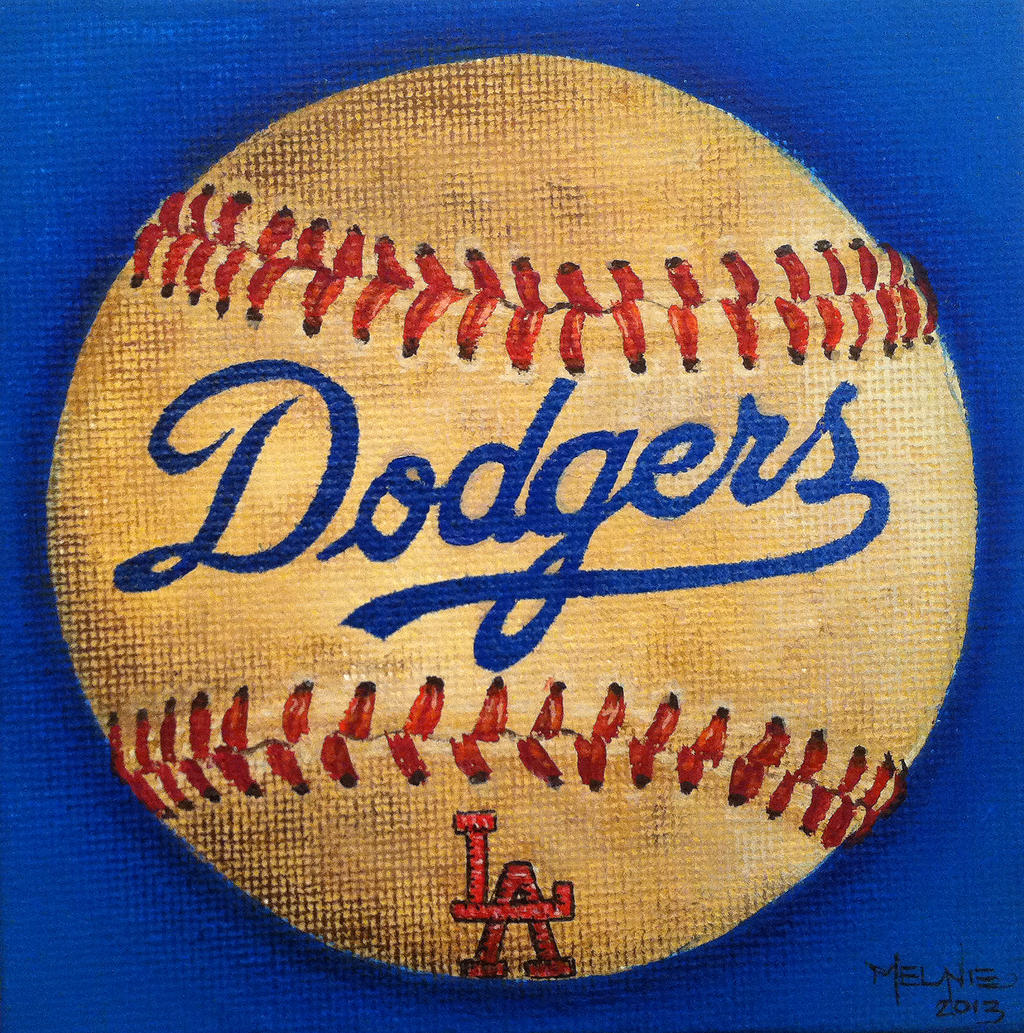 baseball dodgers