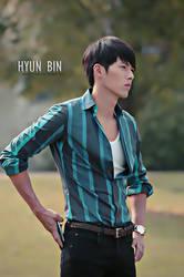 Hyun Bin by RAFIF10