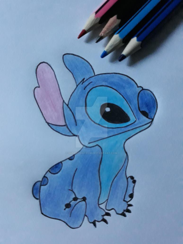 Cute Stitch By SummerdayZ238