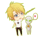 APH Alfred And His New Friend