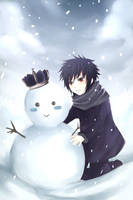 Young Noctis by bianca0908