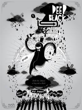 JOHNNIE WALKER DEEP BLACK