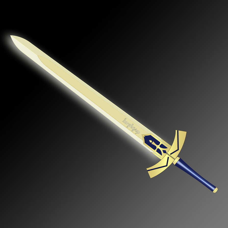 Excalibur - Sword of Promised Victory by ...