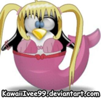 Luchia Tux Penguin by KawaiIvee99