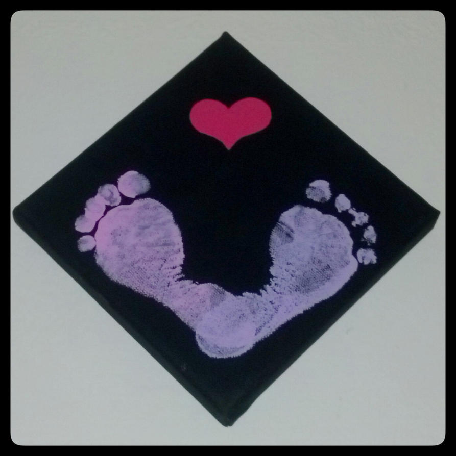 Little Feet by grammabeth