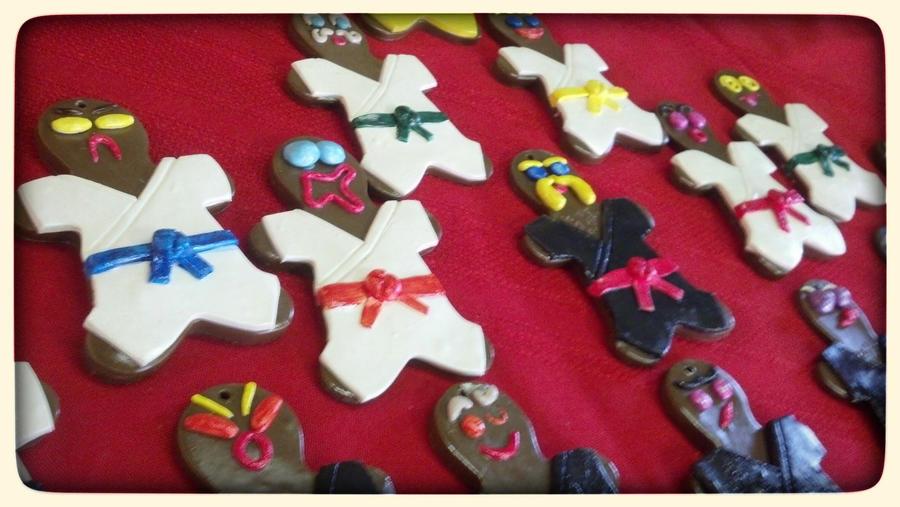 Nijabread Men Ornaments by grammabeth