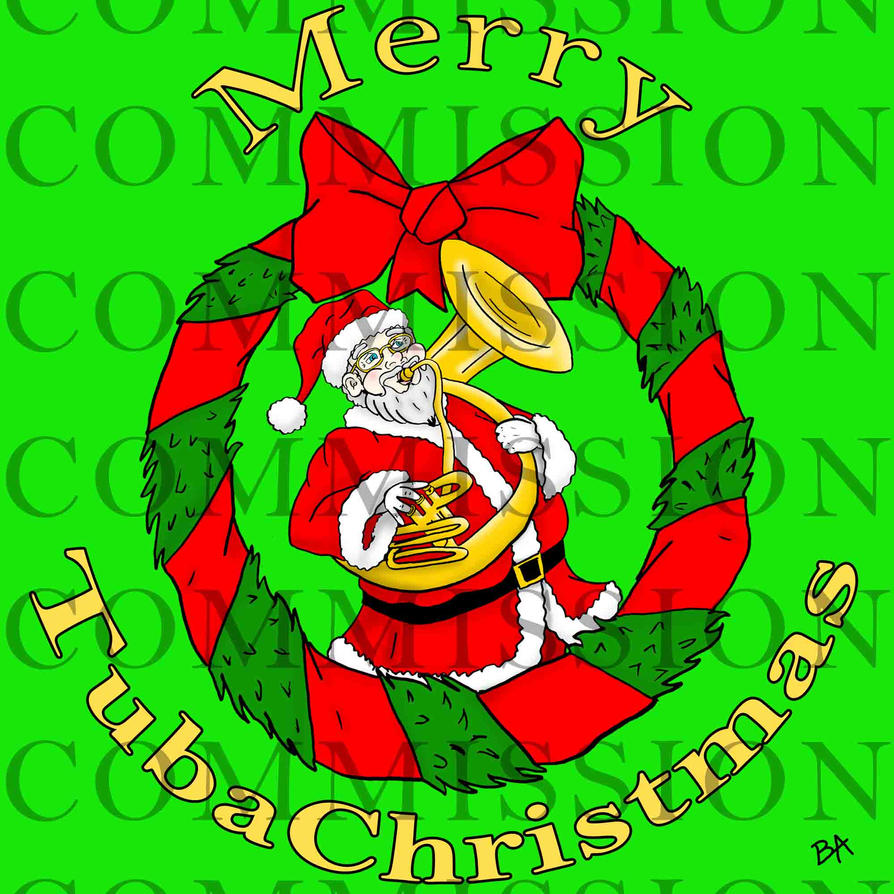 TubaChristmas Design by grammabeth