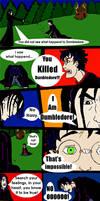 Potter Wars. HBP Spoiler by grammabeth