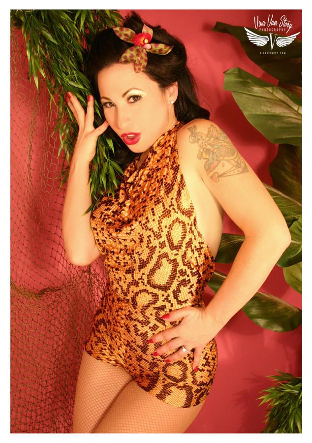 Angie Pontani Nude Photos 77