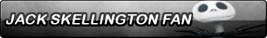 Jack Skellington Fan Button