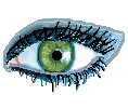 Pixel eye by juiblex