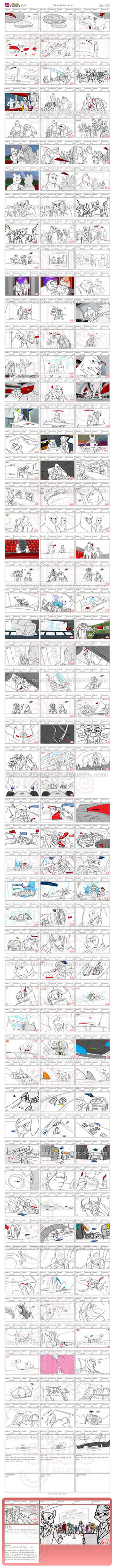 Rimba Racer Storyboard (S01 EP012) by Celestial4ever