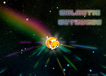 Galactic Cuteness by RegaSevenfold