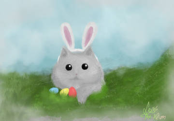 Look! It's the Easter Bunny! by RegaSevenfold