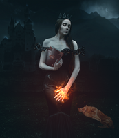 Queen of Magic by Dead-Blend