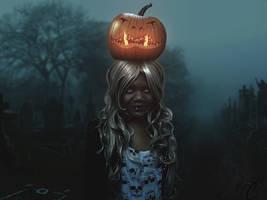 The Spirit Of Halloween by Dead-Blend