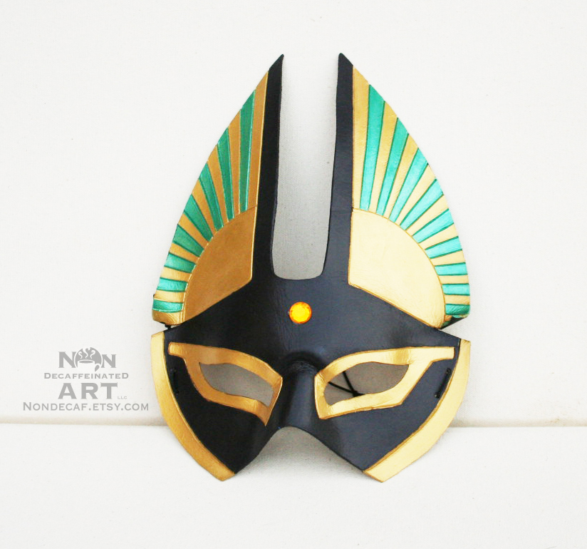 Egyptian Mummy Mask Costume Diy Ancient Egypt Crafts Pinterest