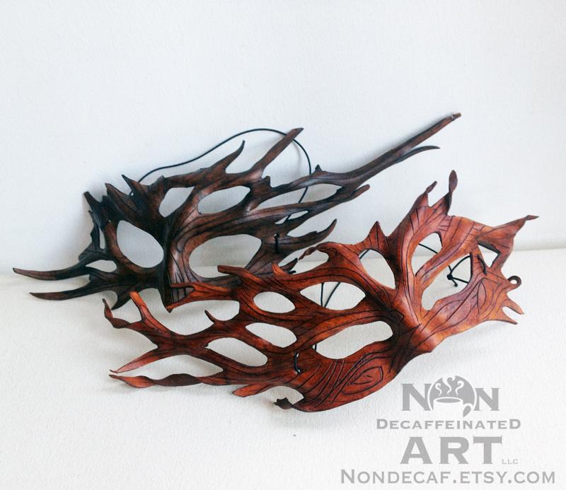 Tree Sprites by nondecaf