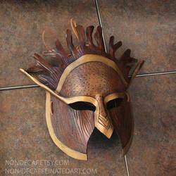 Druid Warrior by nondecaf