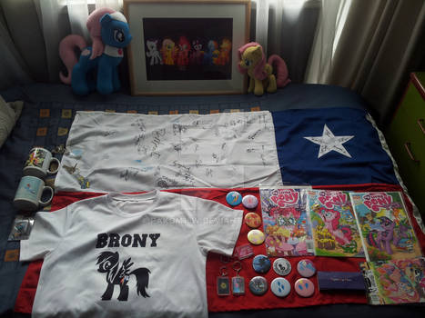 Pony merchandise collection Pako