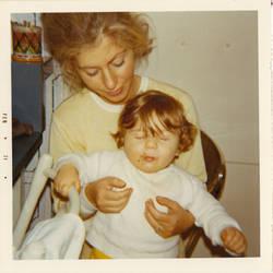 Gedamo Bimbo 2 (Me with my mom)