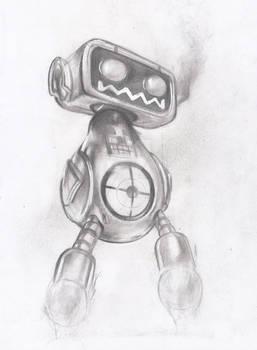 H.e.r.b.i.e Pencil  Sketch 15032021