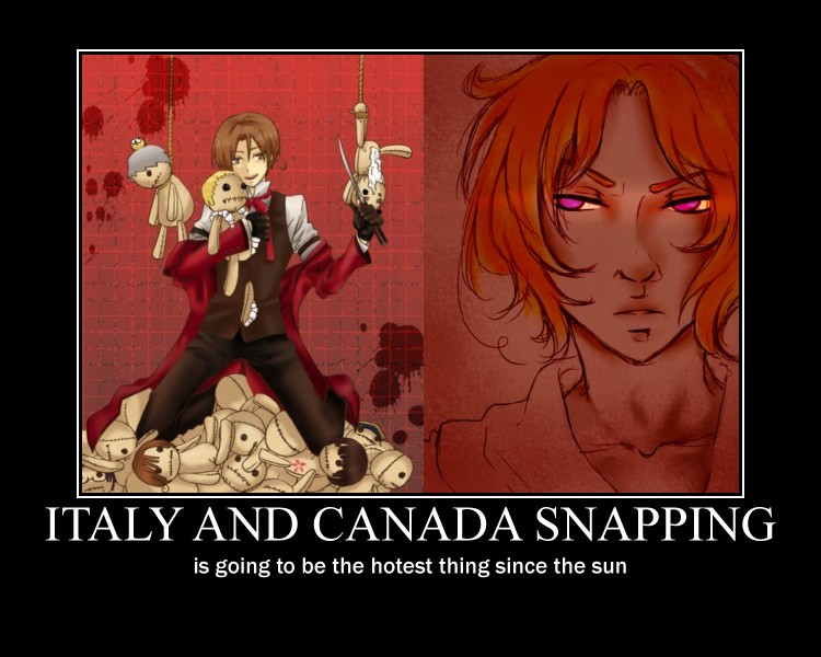 Italy and canada snapping by windalchemist001 on deviantart italy and canada snapping by windalchemist001 altavistaventures Choice Image