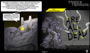 The TRANSFORMERS (Are All Dead) Page 4