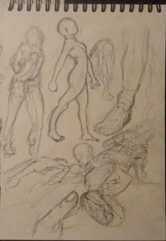 Random Sketching 3