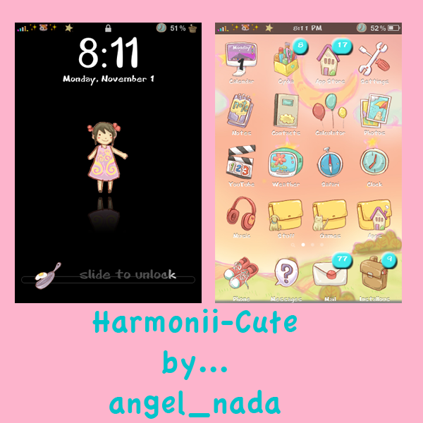 cute iphone themes crazy - photo #13
